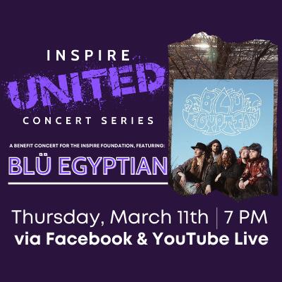 Inspire UNITED Concert ft. Blü Egyptian